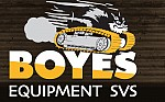 Boyes Equipment Services